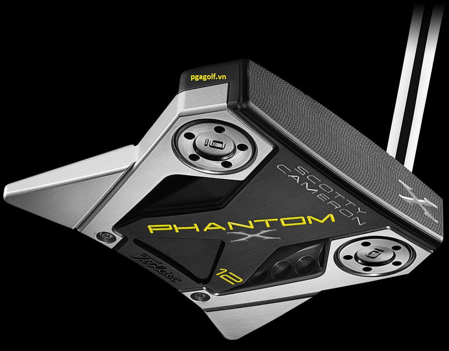 Gậy Golf Putter Scotty Cameron Phantom X12 2019 (sắp ra mắt)