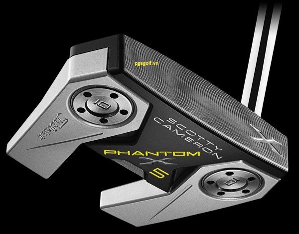 Gậy Golf Putter Scotty Cameron Phantom X5 2019