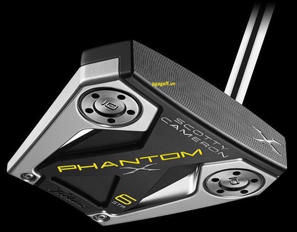 Gậy Golf Putter Scotty Cameron Phantom X6 STR 2019