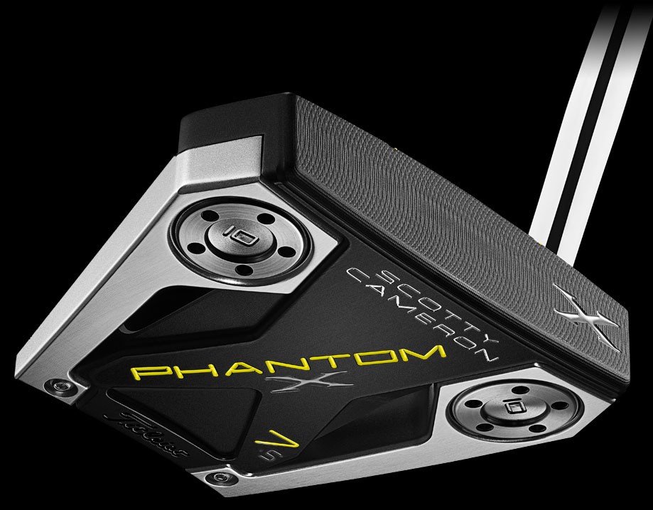 Gậy Golf Putter Scotty Cameron Phantom X7.5 2019 (sắp ra mắt)