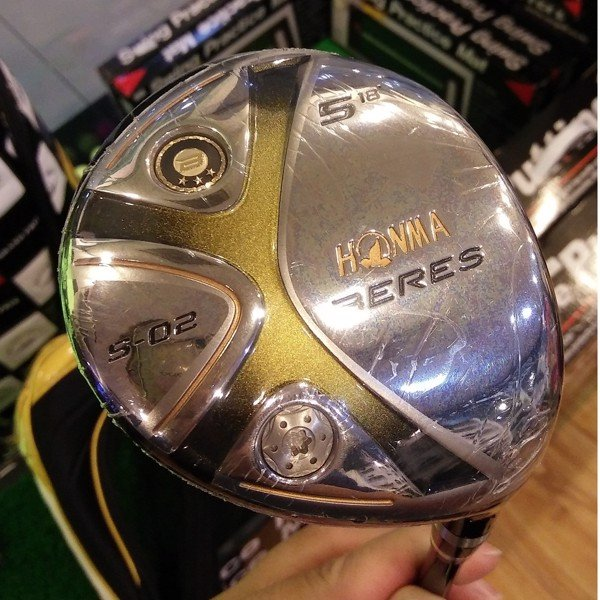 Gậy golf Fairway Honma Beres S-02 3sao (sold out)