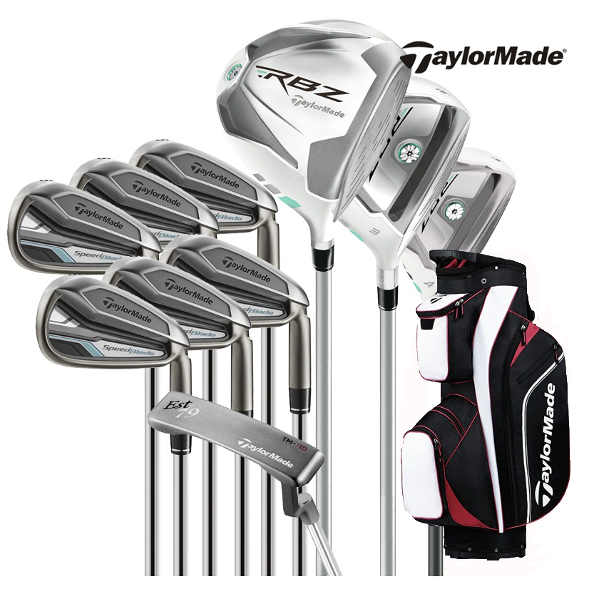 Bộ gậy golf Taylormade RBZ for Lady