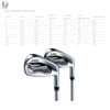 Gậy Golf Iron Set XXIO MX6000 Forged