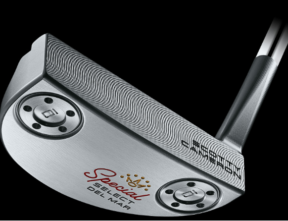 Gậy Golf Putter Scotty Cameron Select Del Mar Special 2020