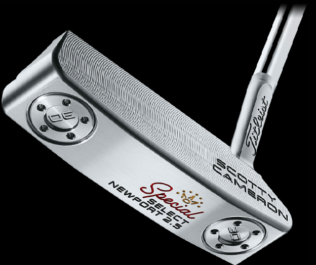 Gậy Golf Putter Scotty Cameron Select Newport 2.5 Special 2020