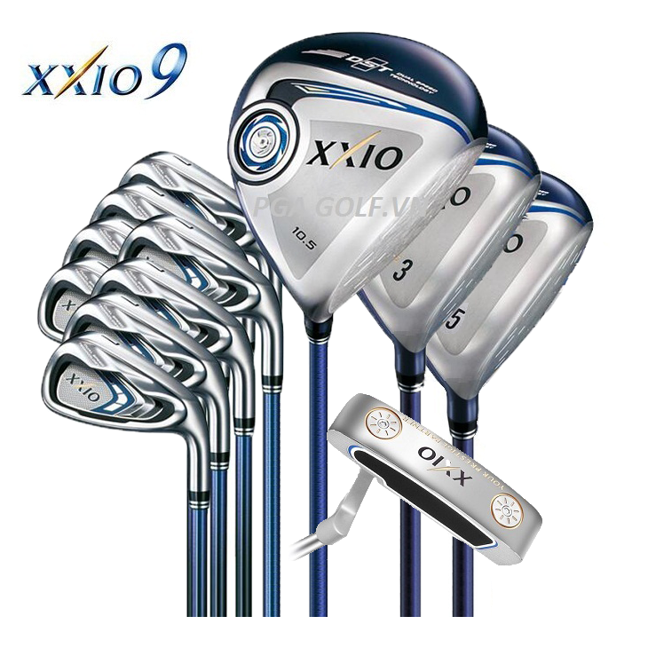 Bộ gậy golf XXIO MP900 (Sold out)