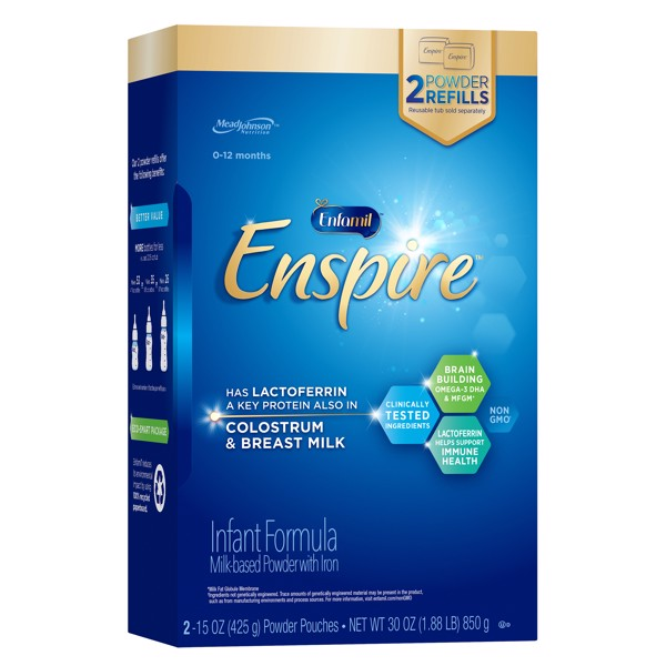 Enfamil Enspire Infant Formula Powder 850g