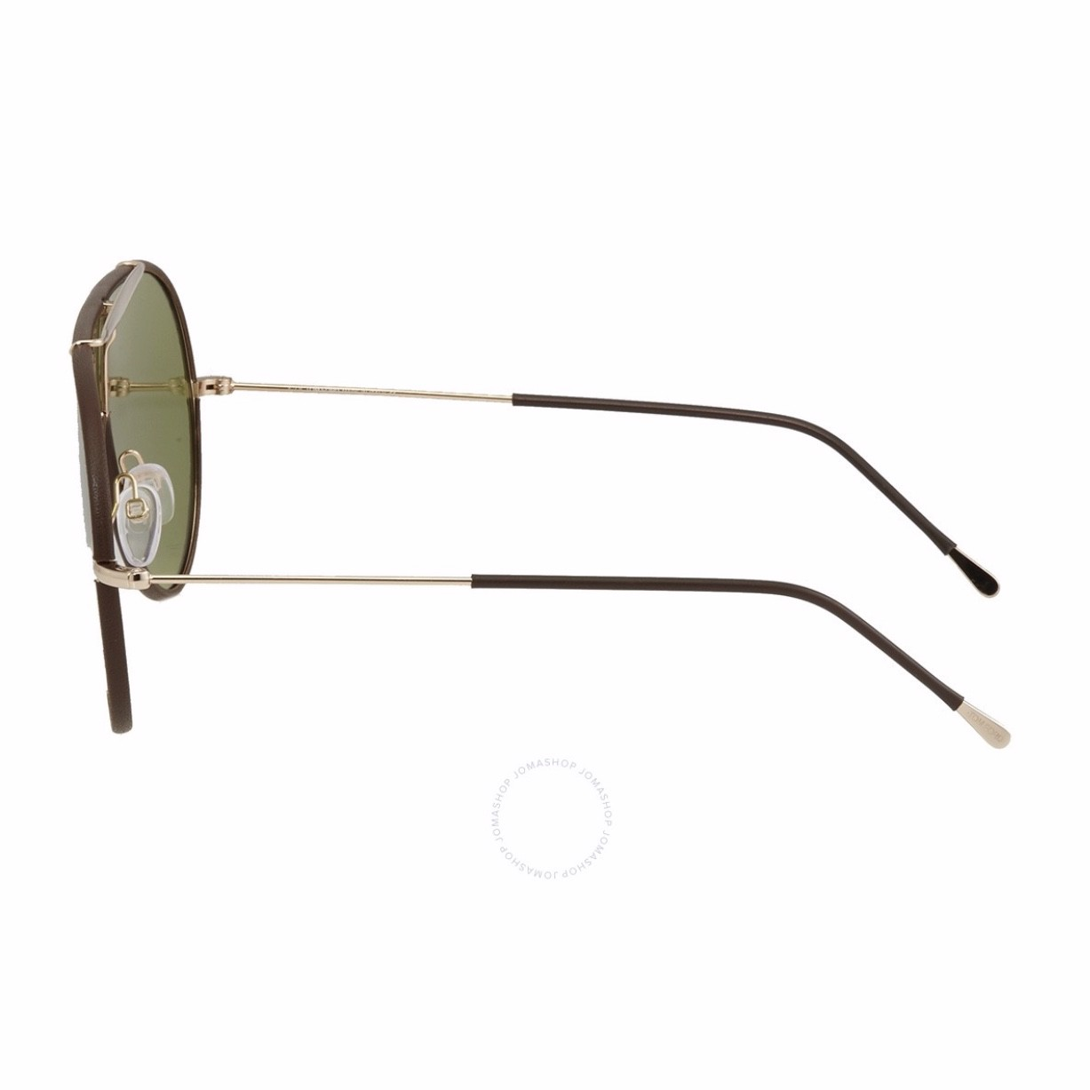 Tom Ford Tortoise Browline Eyeglass Frames 056