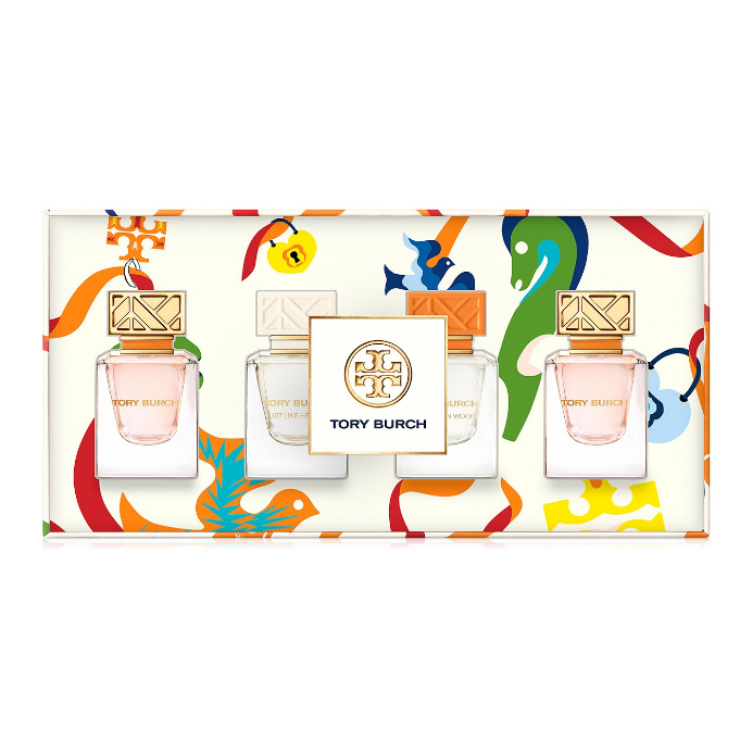 Bộ Gift Set Tory Burch 4-Pc. Deluxe Mini