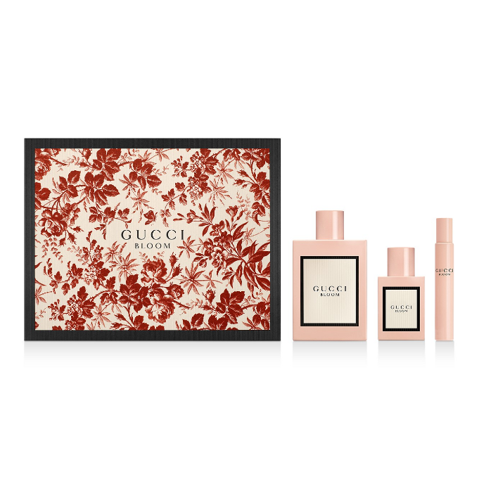 Bộ Gift Set Gucci 3-Pc. Bloom Eau de Parfum