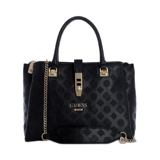 Túi nữ Guess Peony Debossed Logo Girlfriend Satchel