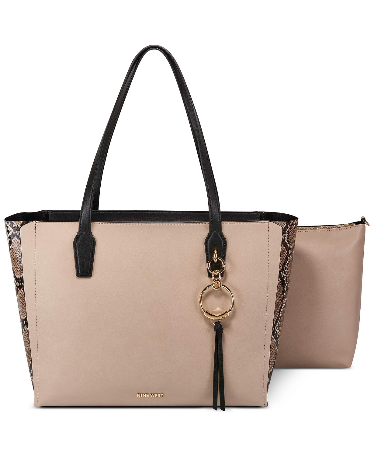 Túi nữ Nine West Ring Leader Colorblock Tote