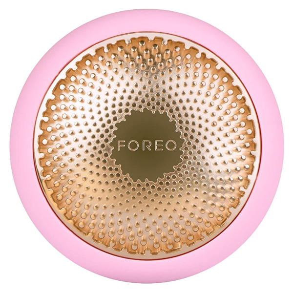 Máy đắp mặt nạ FOREO UFO 2 Power Mask & Light Therapy Device, Pearl Pink