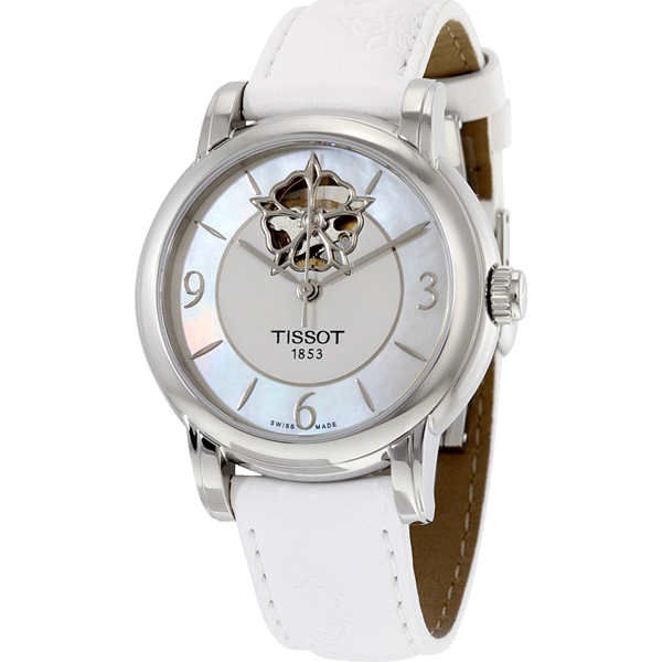 Đồng hồ nữ Tissot Lady Heart Powermatic 80 Mother of Pearl