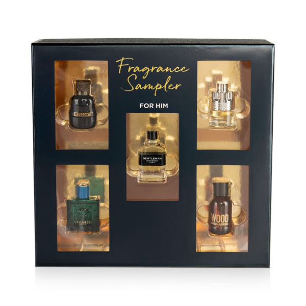 Bộ Gift Set 5-Pc. Fragrance Sampler Set For Him