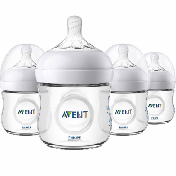 Bình sữa cho bé Philips Avent Natural Baby Bottle