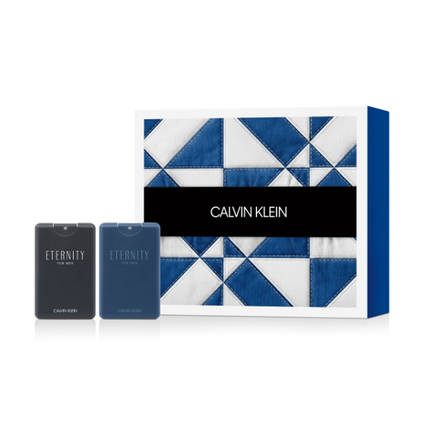 Bộ Gift Set Calvin Klein Men's 2-Pc. Eternity