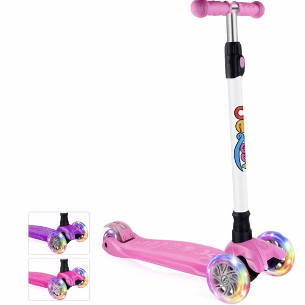 Xe Scooter BELEEV Kick Scooter for Kids 3 Wheel