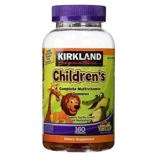 Kẹo dẻo Vitamin Kirkland Children's Multivitamin