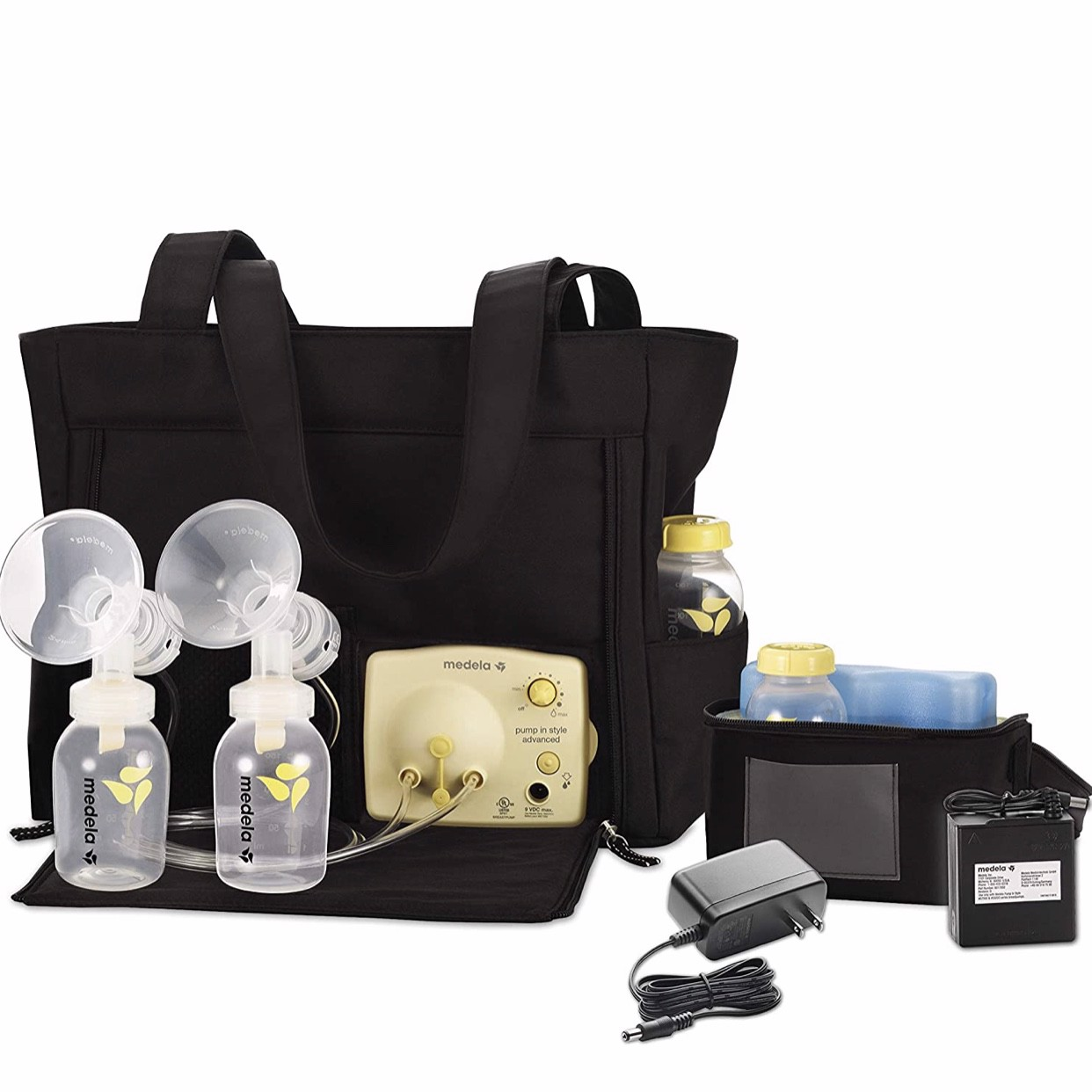 Máy hút sữa Medela Pump in Style Advanced Breast Pump with Tote