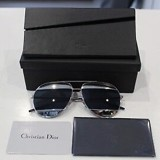 Kính mát Christian Dior Split 1  Aviator Blue Mirrored