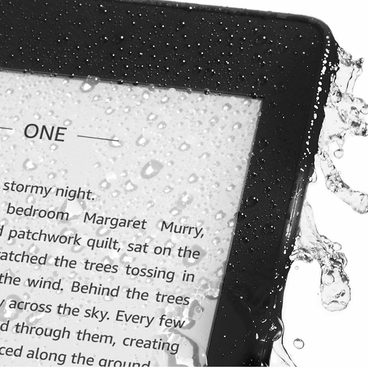 Máy đọc sách Kindle Paperwhite Now Waterproof