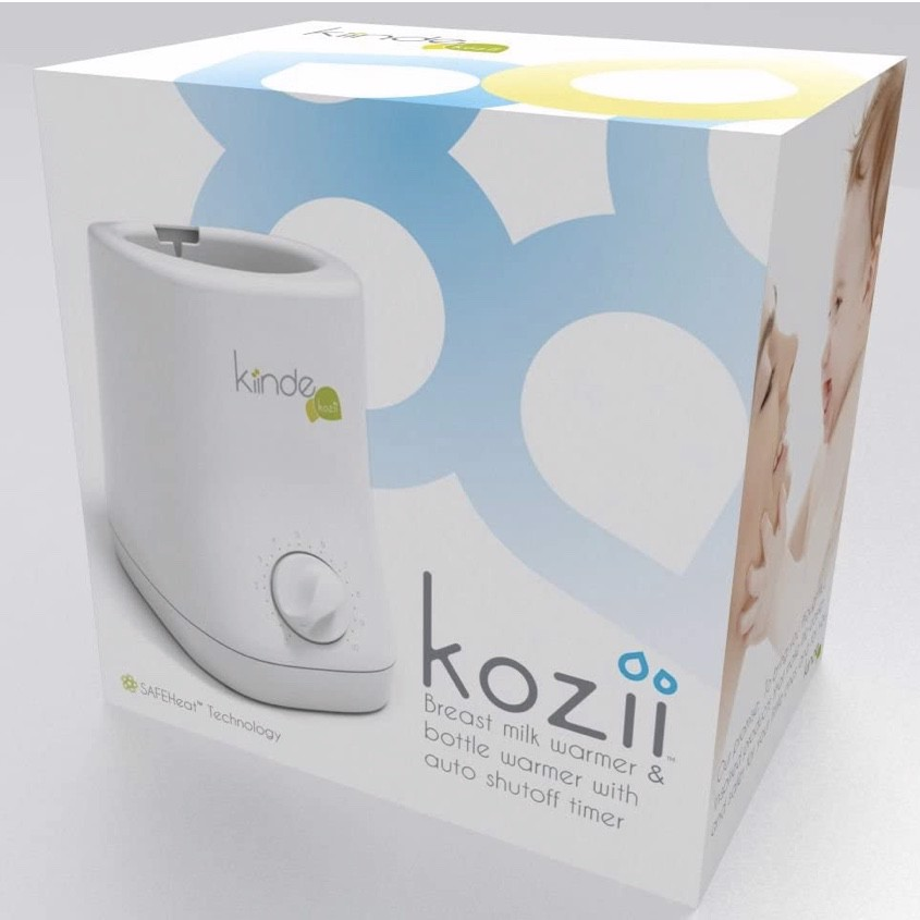 Máy làm ấm sữa Kiinde Kozii Baby Bottle Warmer and Breast Milk