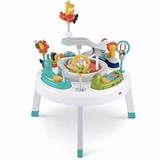 Xe tập đi Fisher-Price 2-in-1 Sit-to-stand Activity Center