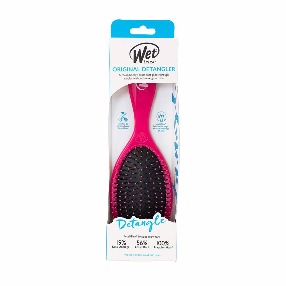 Lược chống rối Wet Brush Original Detangler Hair Brush Exclusive Ultra-soft IntelliFlex Bristles