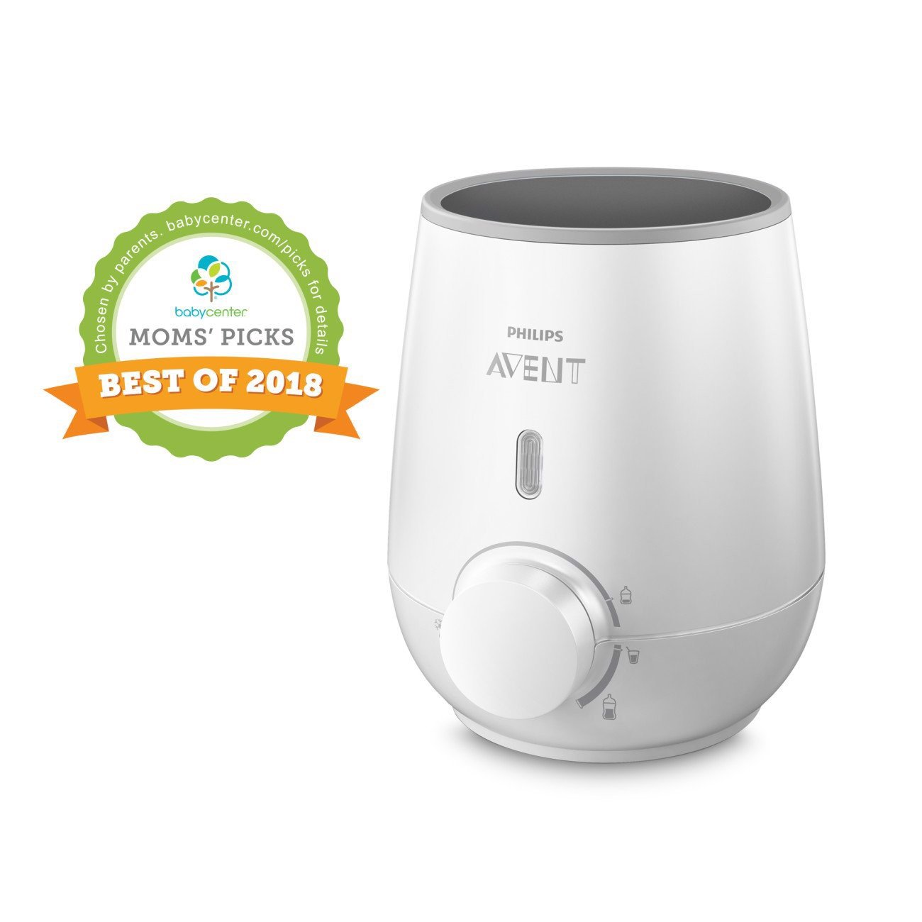 Máy hâm Philips Avent Fast Baby Bottle Warmer, SCF355/00