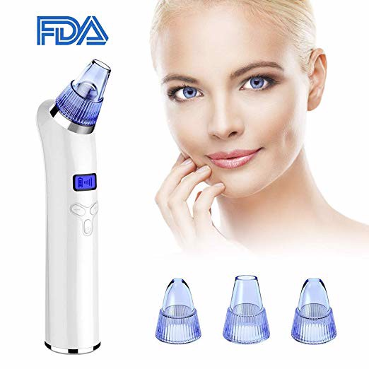 COOFO Vacuum Pore Cleaner Acne Comedone Extractor
