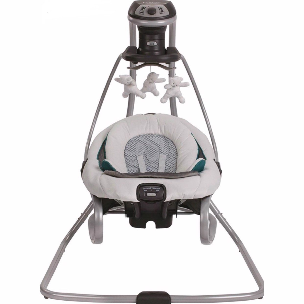 Nôi Graco DuetSoothe Baby Swing and Rocker