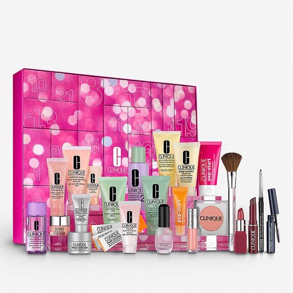 24 Days Of Clinique Advent Calendar Gift Set