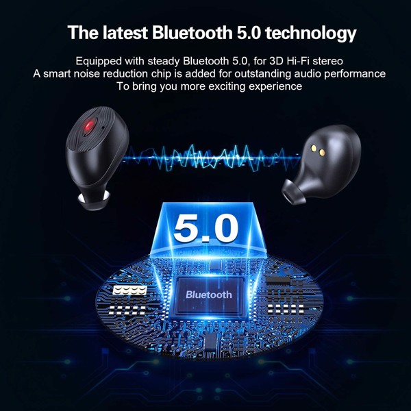 Tai nghe Bluetooth 5.0 RXAMYDE