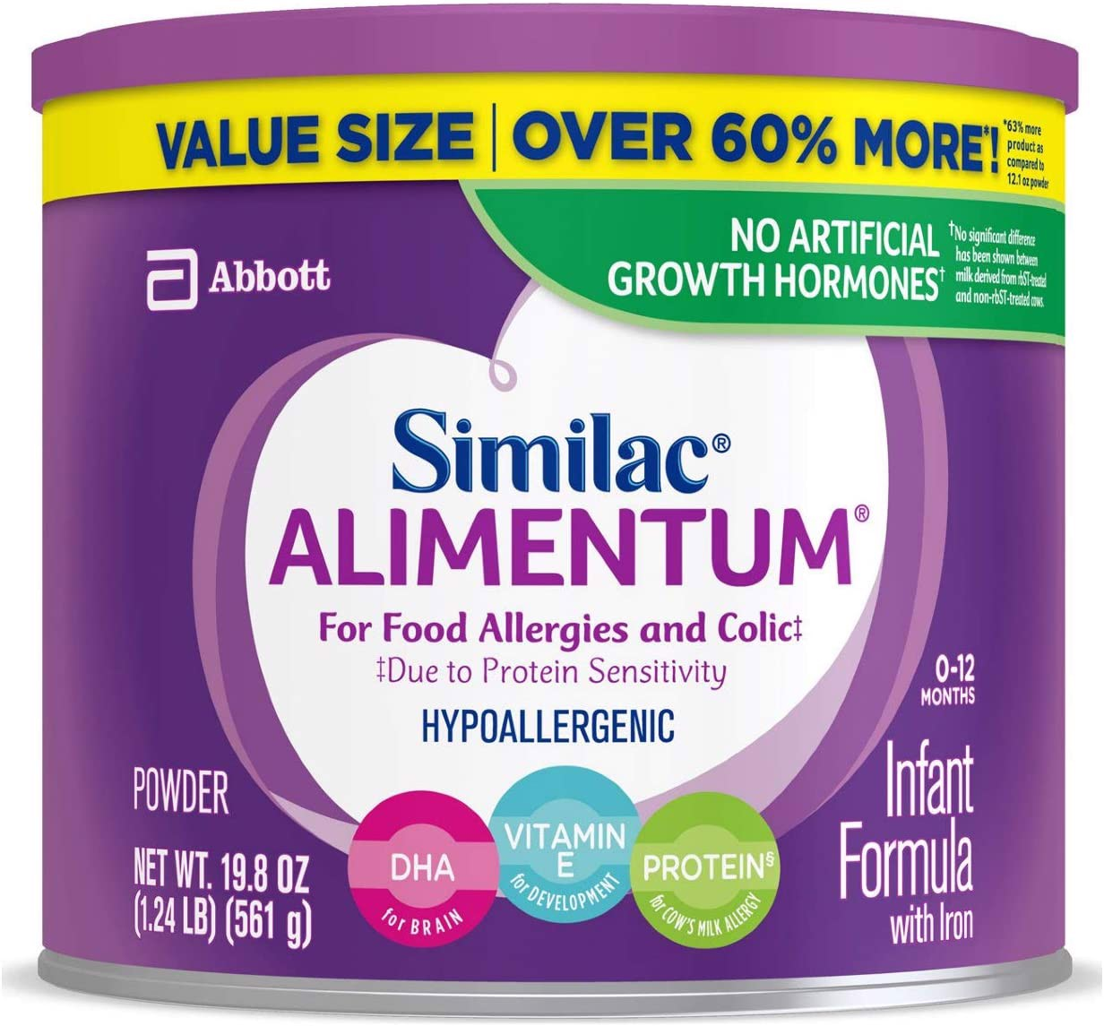 Similac Alimentum Infant Formula Powder 561g