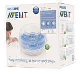 Lồng hấp Philips AVENT Microwave Steam Sterilizer