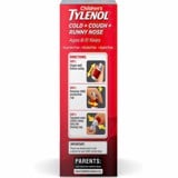 Children's Tylenol Cold + Cough + Runny Nose & Fever Medicine
