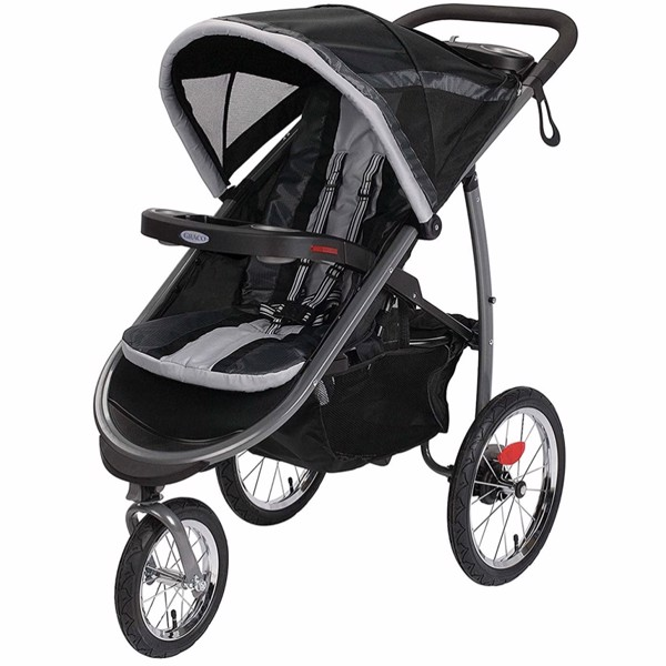 Xe đẩy Graco FastAction Fold Jogging Stroller