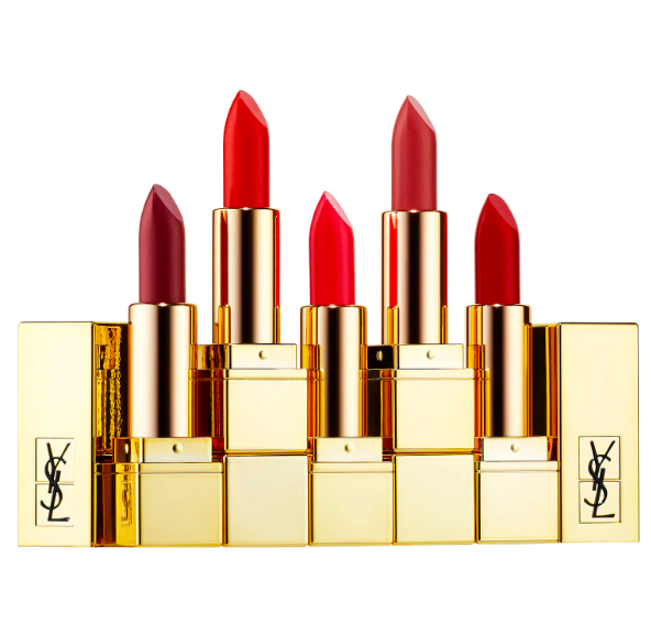 Bộ Gift Set YSL 5PC Rouge Pur Couture Lipstick Mini