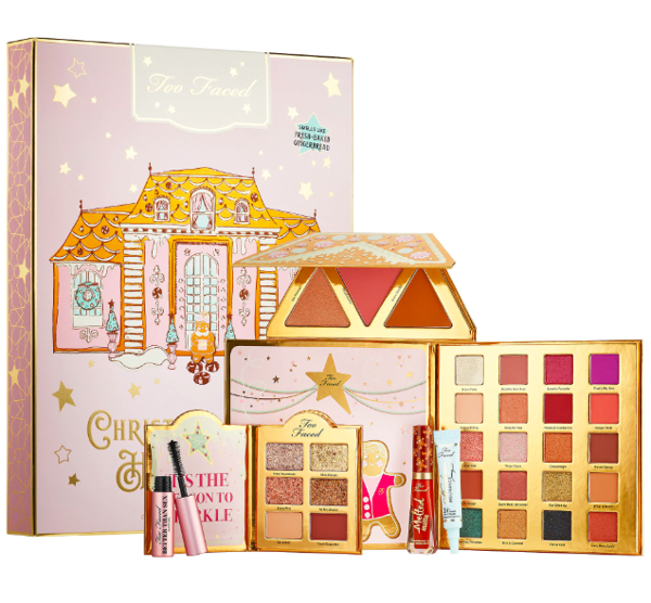Bộ trang điểm Too Faced Christmas Cookie House Party