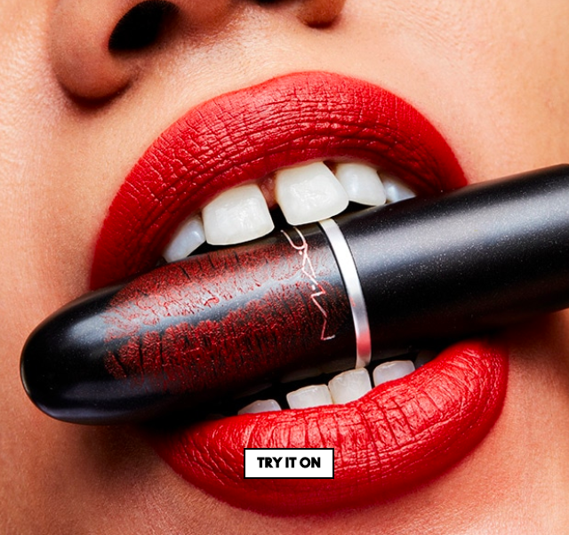 Son MAC Matte Lipstick Màu 602 Chili