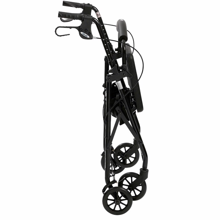 Xe lăn Drive Medical Aluminum Rollator Walker