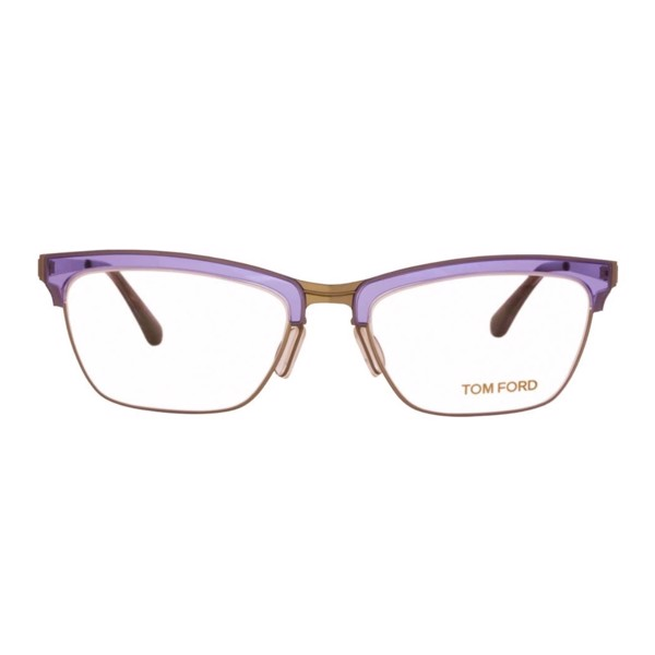 Tom Ford Lilac Eyeglasses