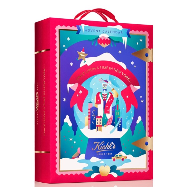 Bộ Gift Set Kiehls Limited Edition Skincare
