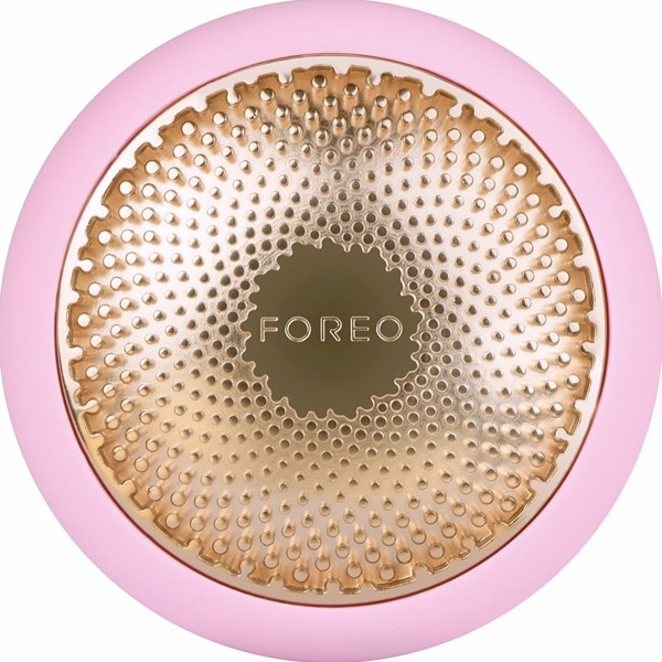 Máy đắp mặt nạ FOREO UFO Smart Mask Treatment Device-Pearl Pink