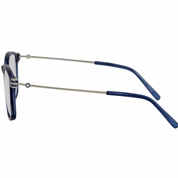 Montblanc Clear Square Eyeglasses