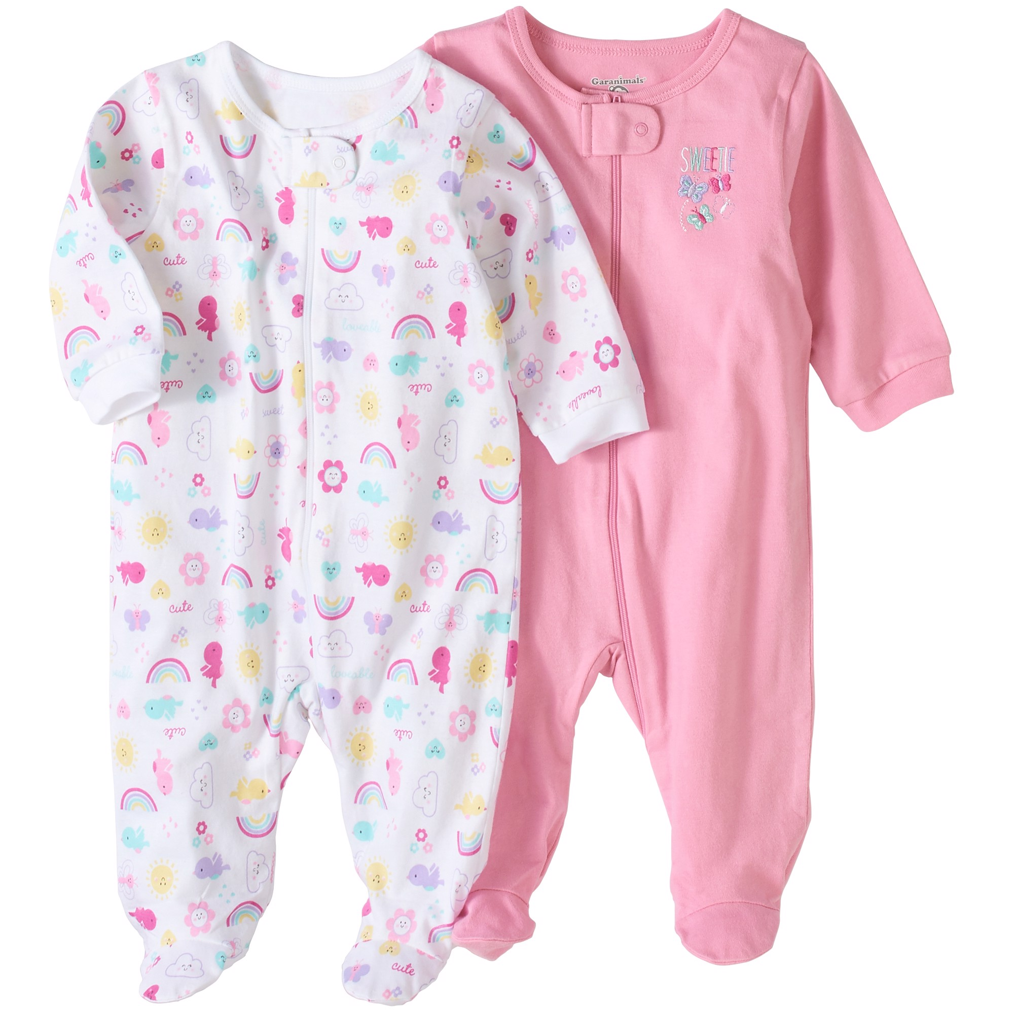 Trọn bộ set Garanimals Baby Girl 20 Piece Layette Baby