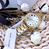 Đồng hồ nữ Marc Jacobs Mandy Gold Tone Dial Ladies Watch