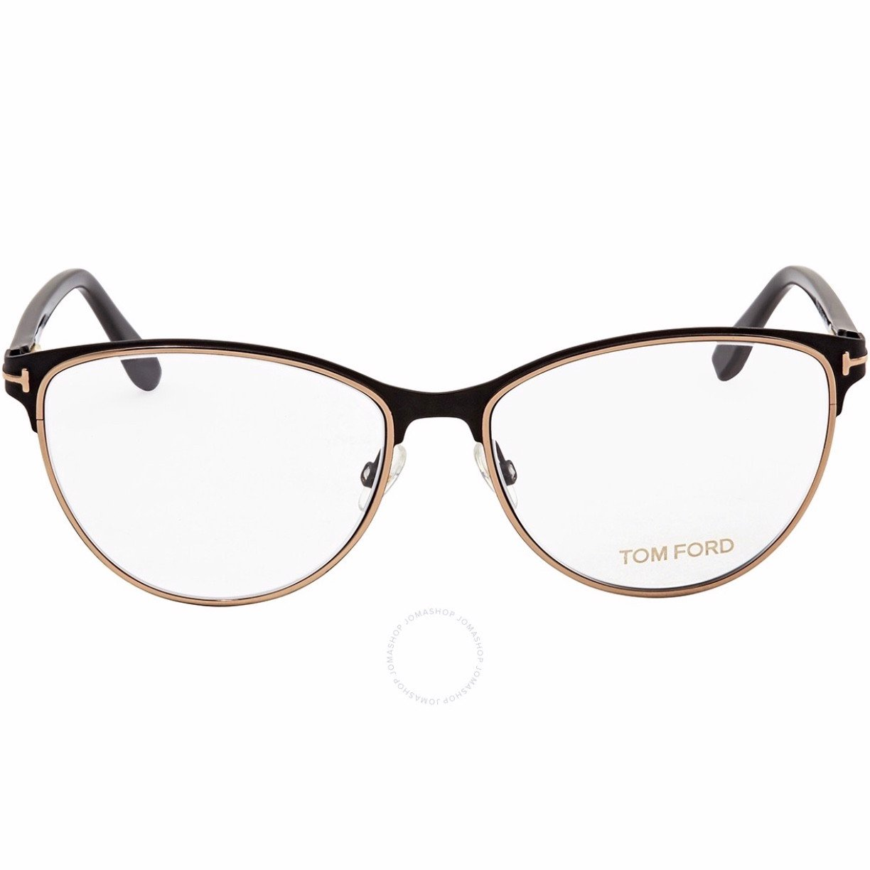 Tom Ford Black Cat Eye Eyeglass Frames 005