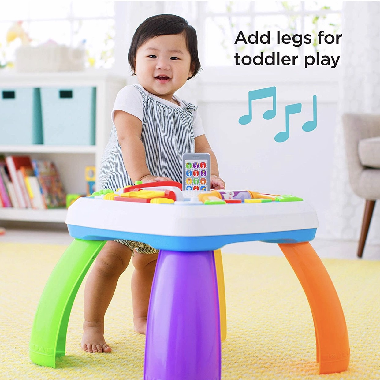Đồ chơi cho bé Fisher-Price Laugh & Learn Around The Town
